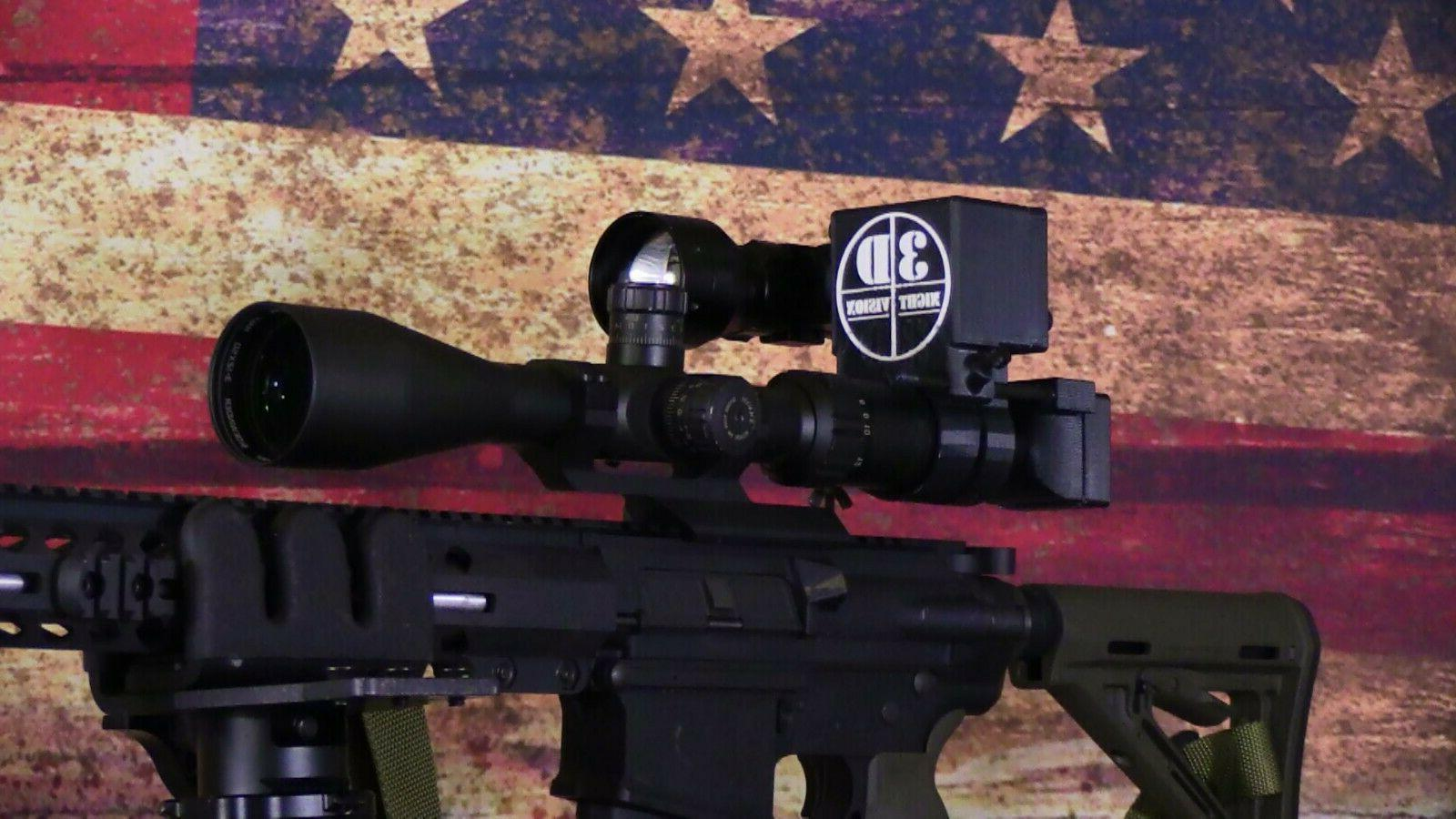 scope attachment for rifle hunting made in