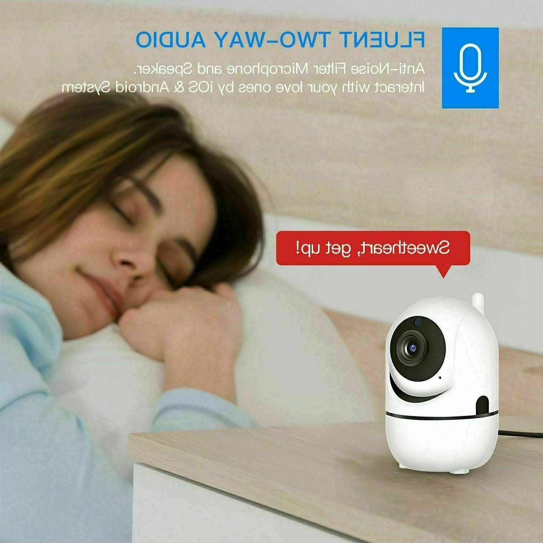 Security Camera 1080P WiFi Monitor