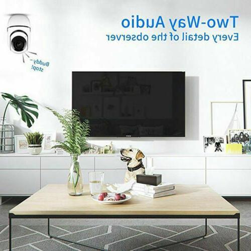 Security Camera HD WiFi IP