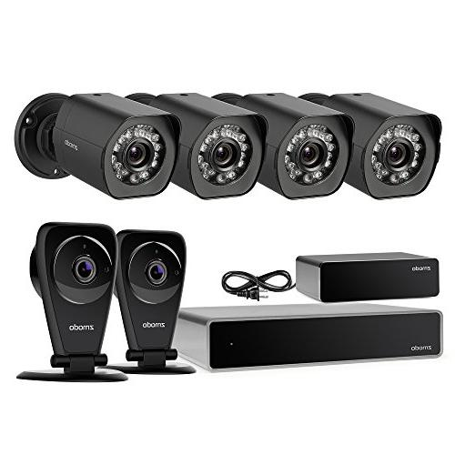 731233be555 Zmodo Full HD 1080p Security Camera System w Repeater