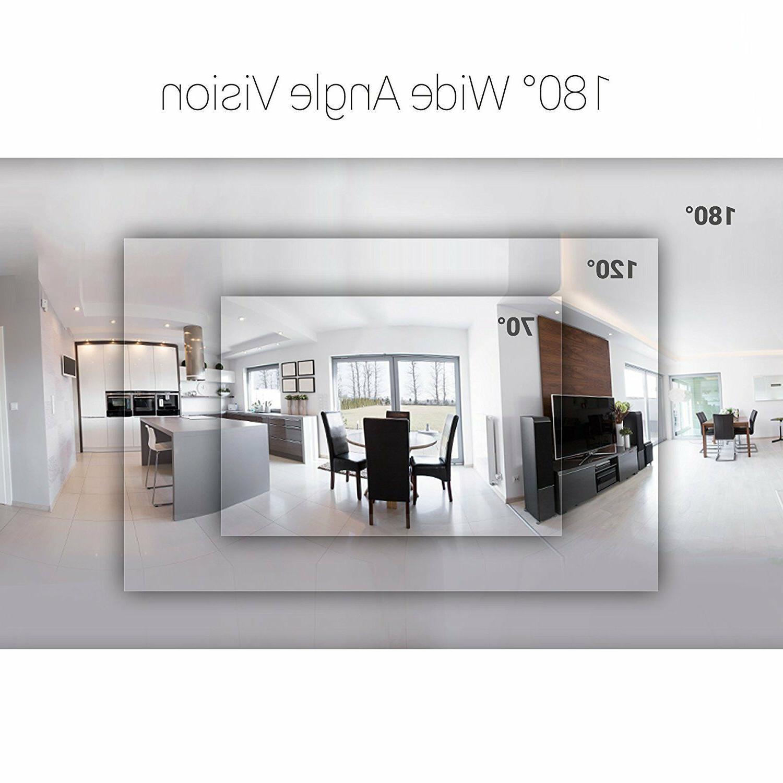 Zmodo Sight HD Wireless Camera Night Audio