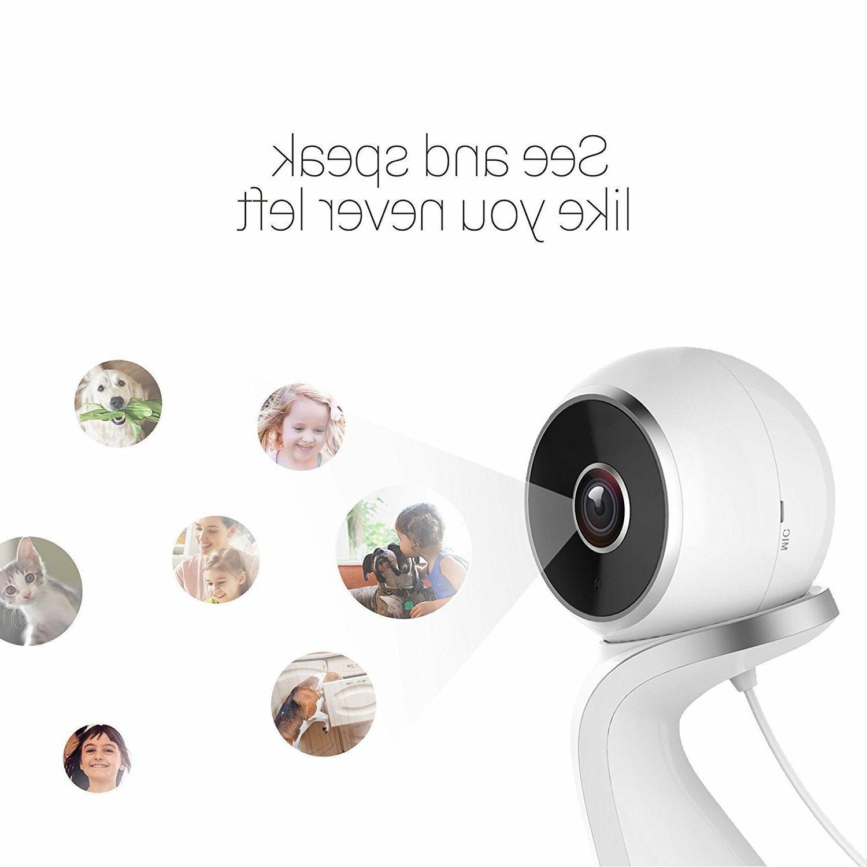 Zmodo Sight HD Security Camera Night Vision Audio