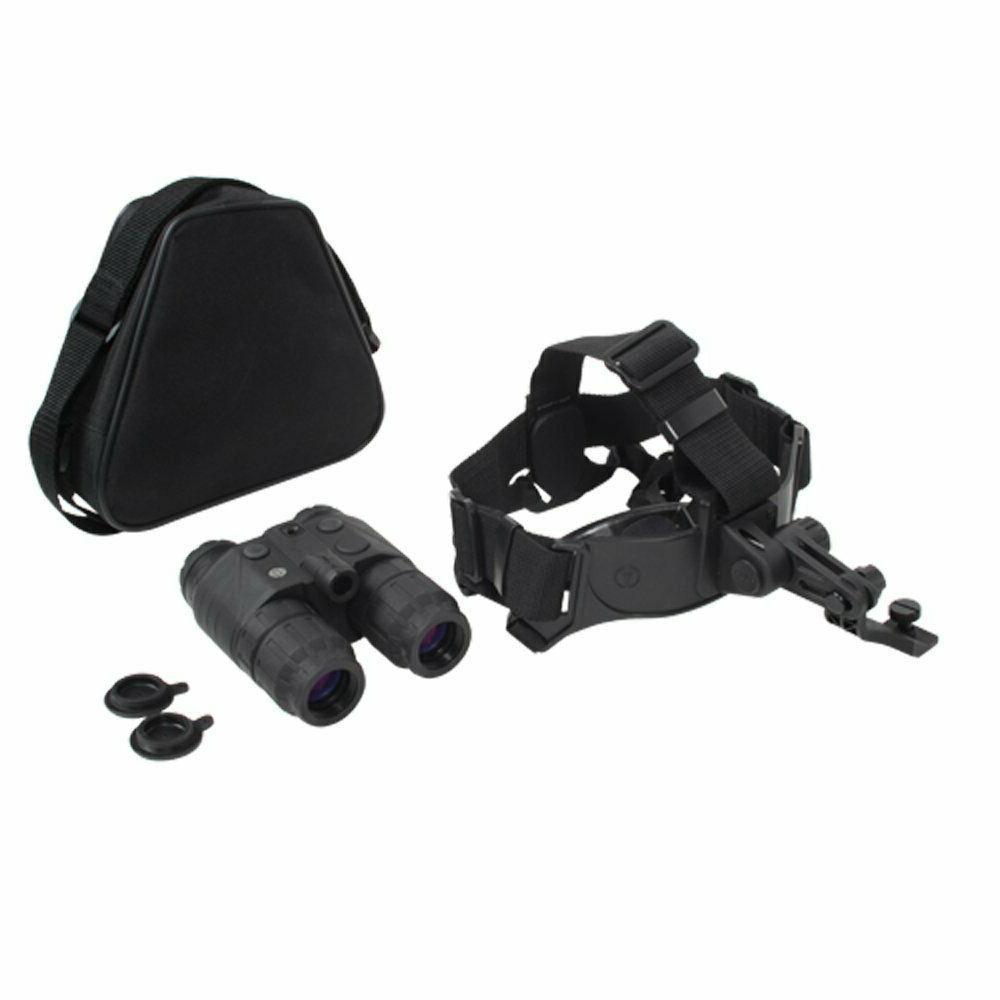 Sightmark SM15070 Hunter 1x24 Night Vision Binocular