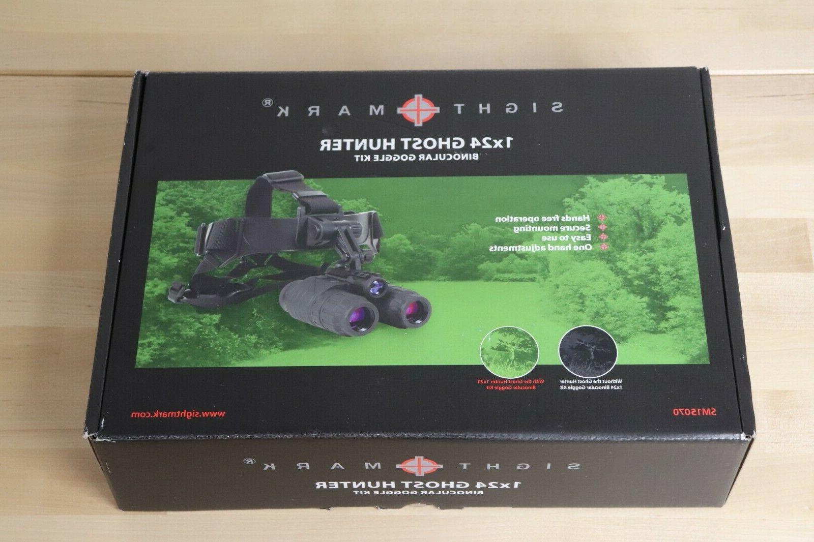 Sightmark SM15070 Ghost Hunter 1x24 Night Vision Binocular