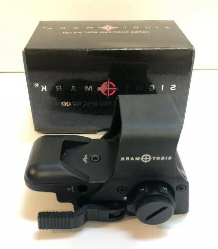 sm14002 ultra shot pro spec reflex sight