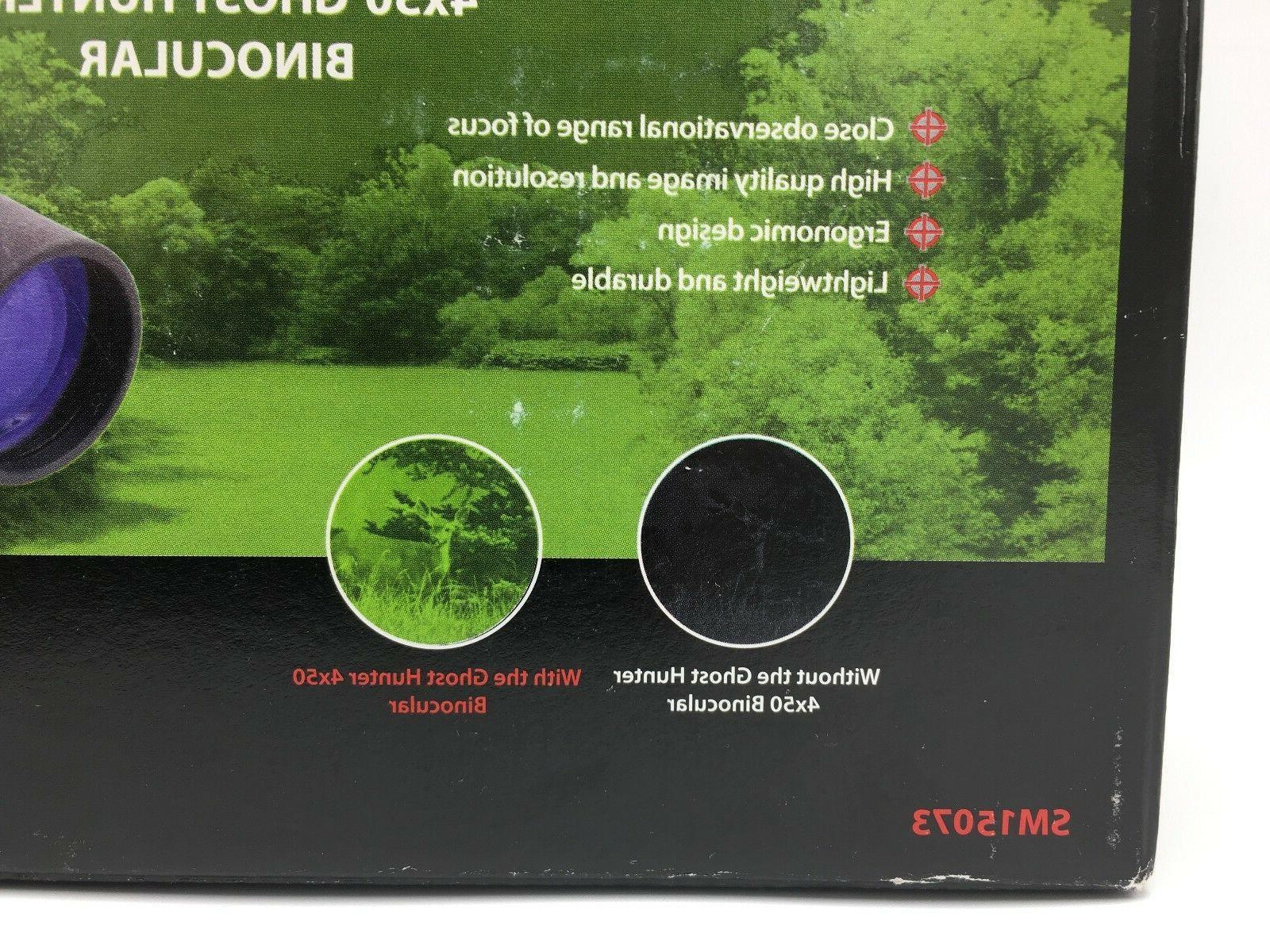 Sightmark® Ghost 4x50 4x Binocular
