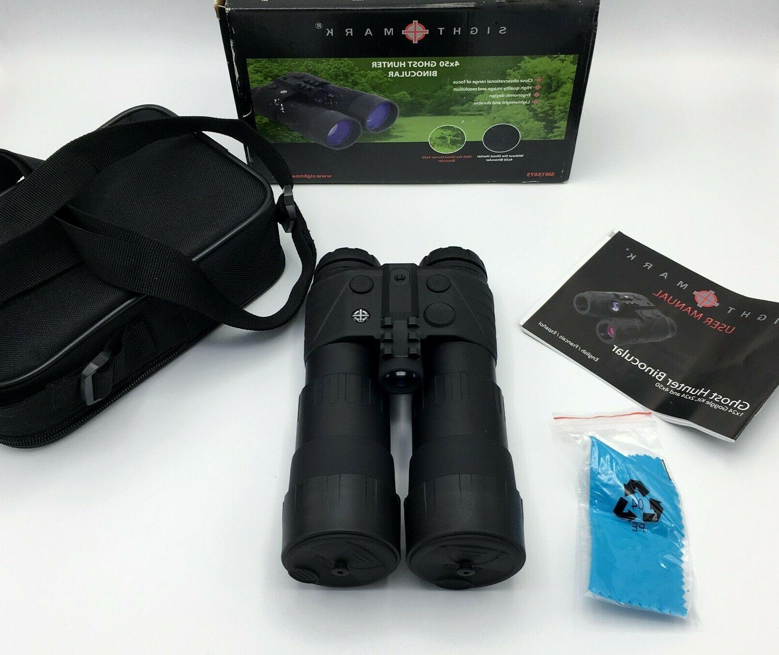 sm15073 ghost hunter 4x50 nv night vision