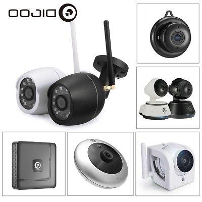 Digoo Smart WiFi Wireless IP Camera Baby Monitor Night Visio