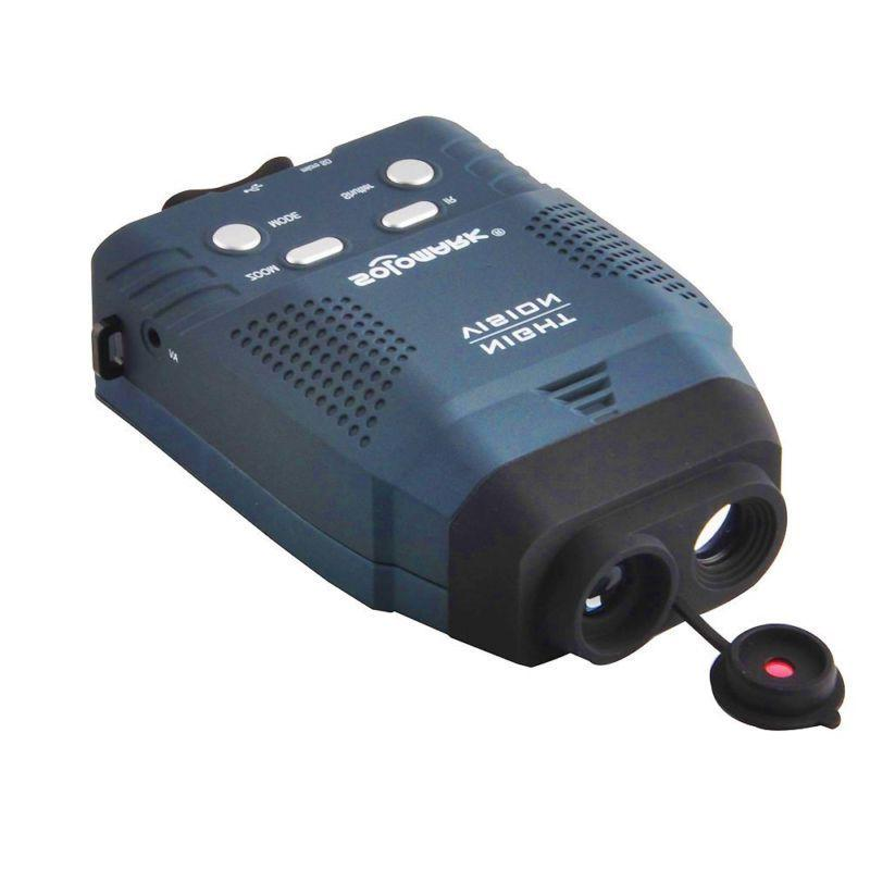 solomark night vision monocular blue infrared illuminator