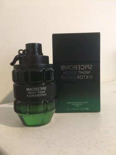 Spicebomb VISION Victor & Decant 2ml 5ml 15ml