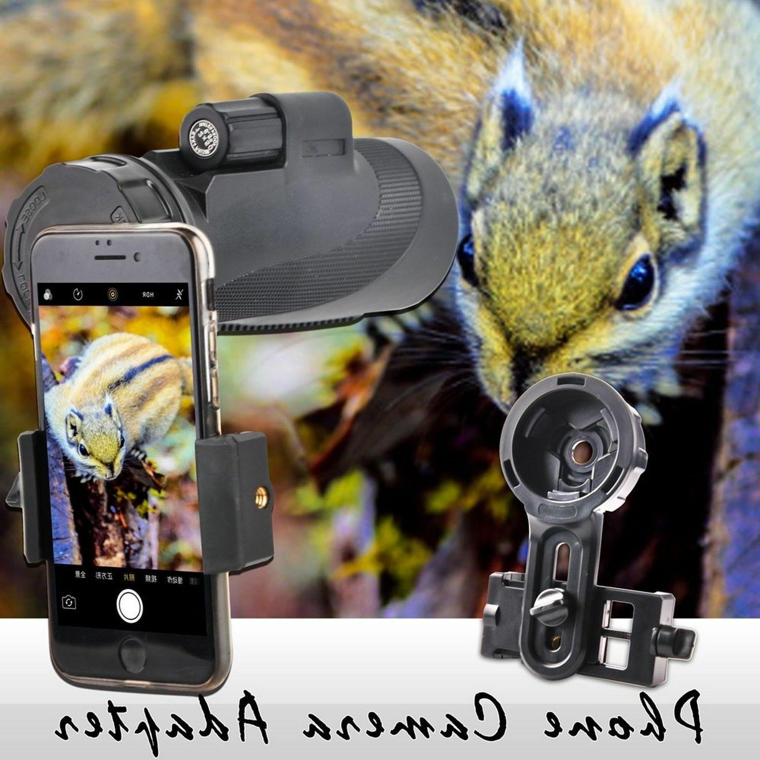 Solomark Scope Smartphone Adapter Phone D...