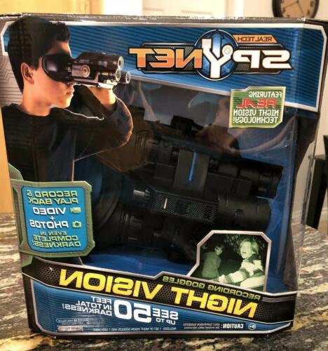 spy net night vision surveillance