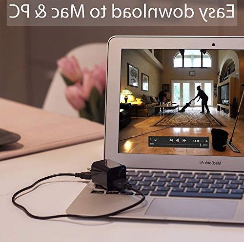 Camera - - - Nanny Cam WiFi Detection