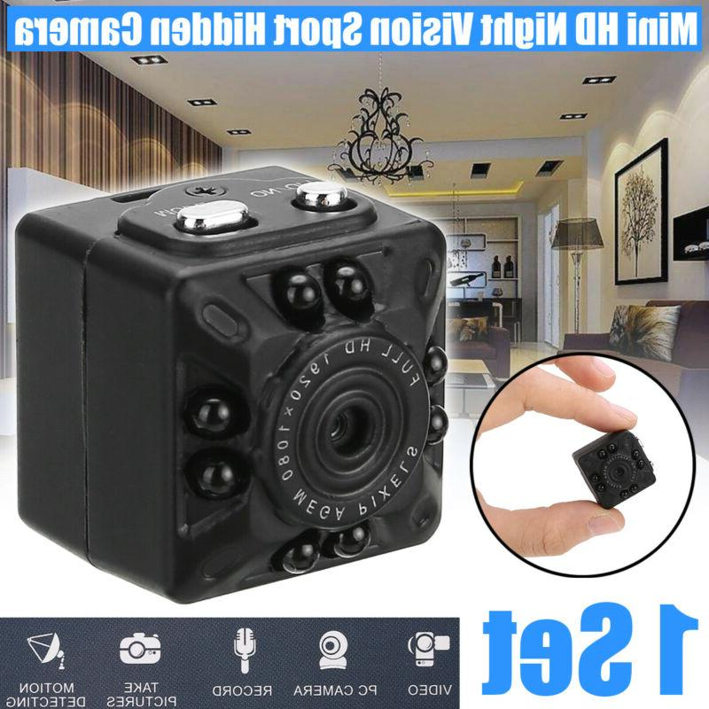 SQ10 Mini HD 1080P Cameras IR Night Vision Sport Hidden DV D