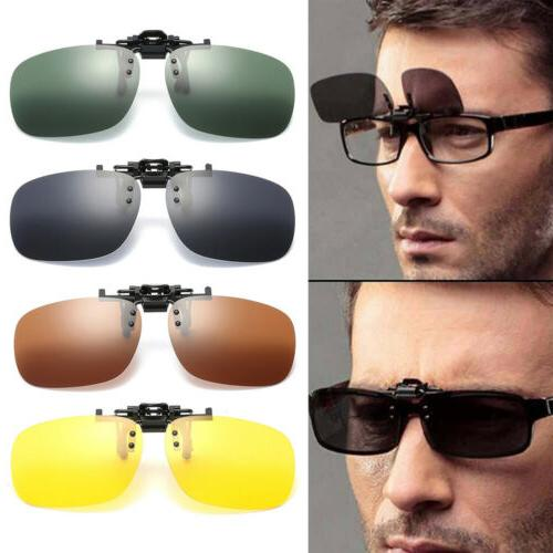 Sunglasses Polarized On Shade Driving Day Vision UV400