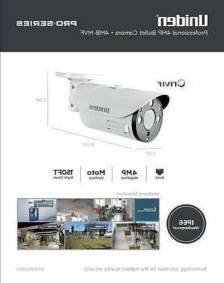 surveillance pro seris 4mp ip security varifocal