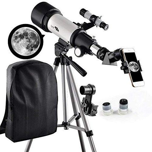 Telescope Scope 400mm - Good - with Backpack