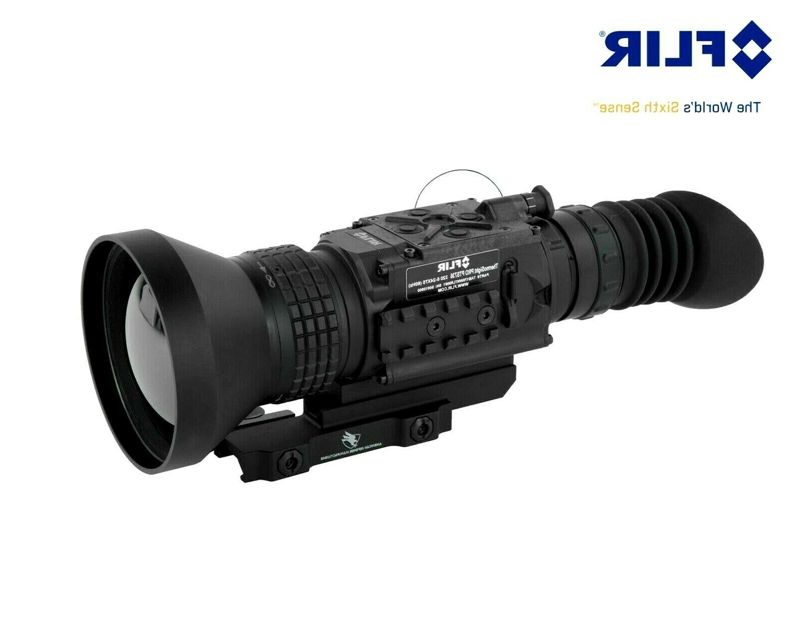 thermosight pro pts736 6 24x75mm thermal optic