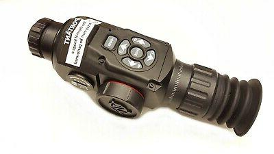 thor 384 thermal imaging rifle