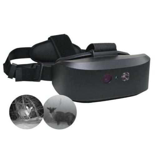 tracker night vision goggle binoculars