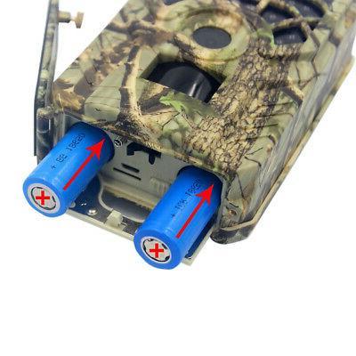 Trail Camera Sensor Infrared Vision Wildlife US