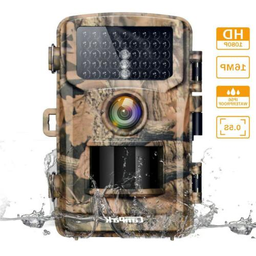 trail camera 14mp 1080p wildlife scouting hunting