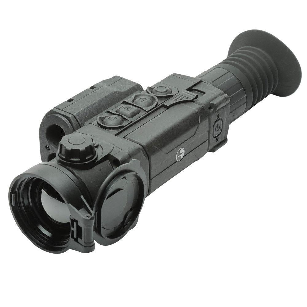trail lrf thermal rifle scope 640x480 50hz