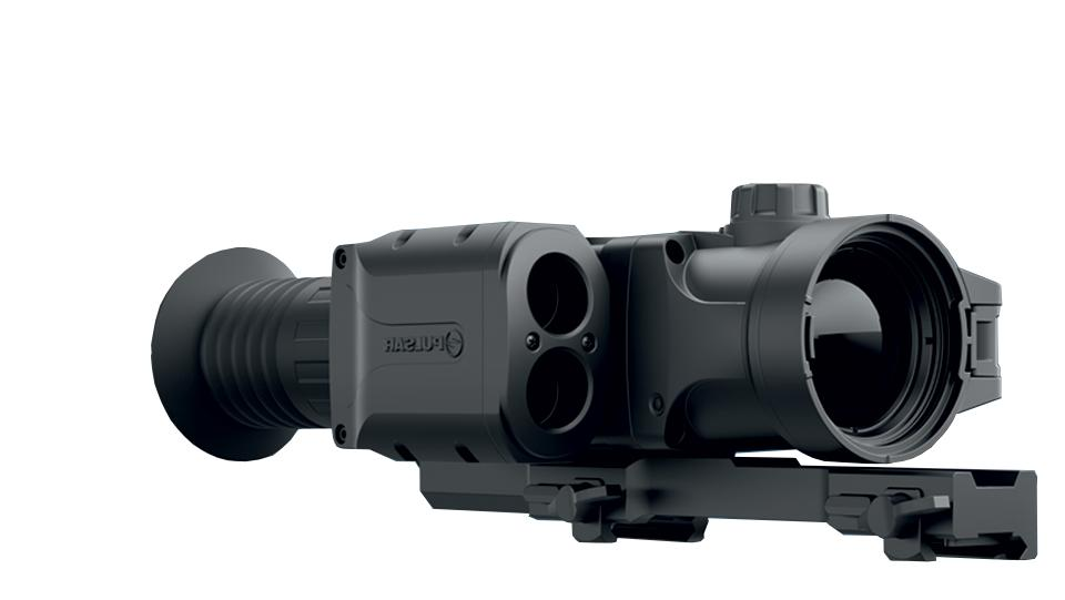 trail xq38 lrf thermal rifle scope built