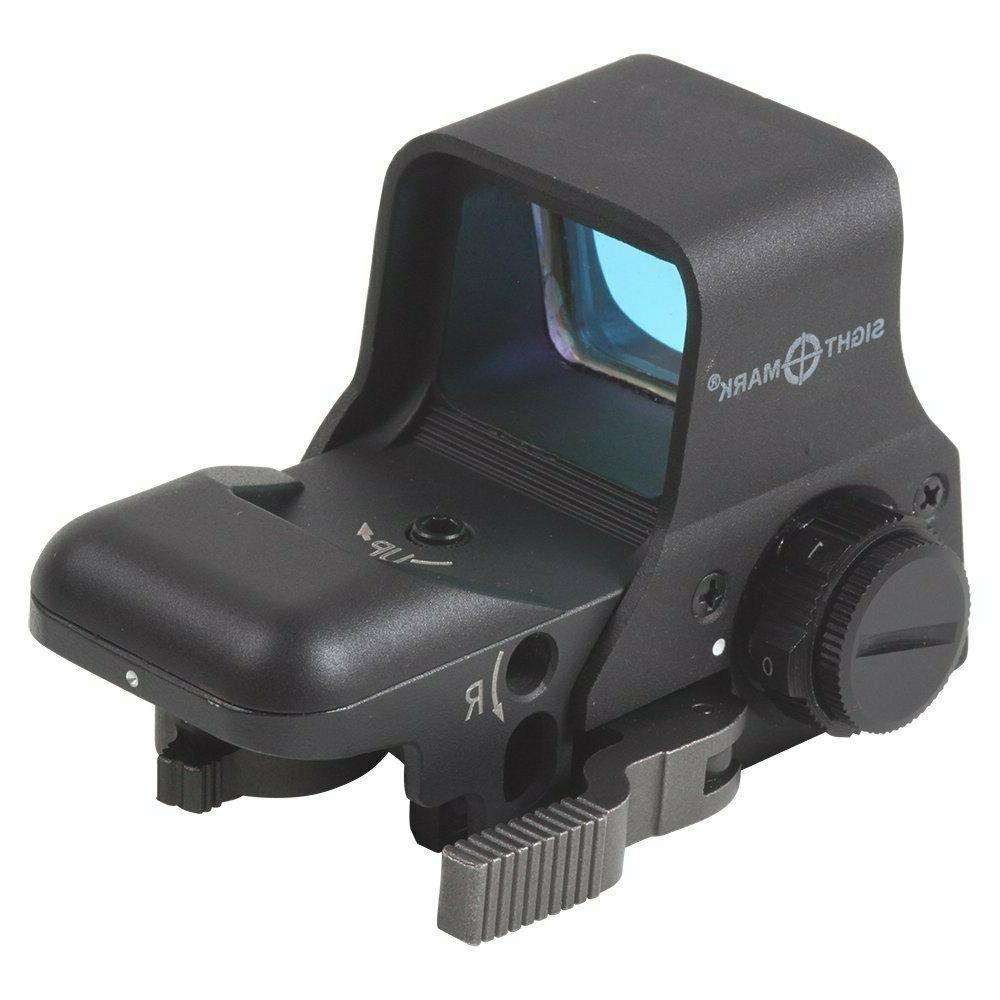 Sightmark Ultra Shot Spec NV QD Green Night Vision & Magnifier Combo