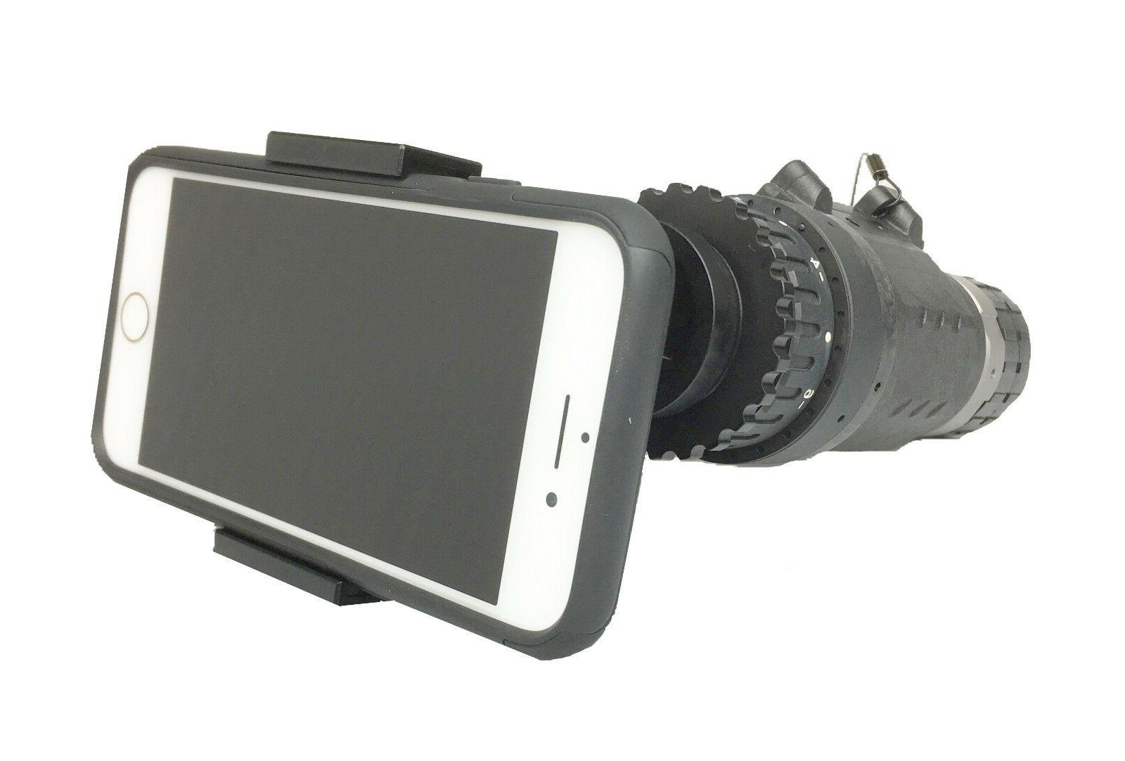 universal smartphone adapter for thermal night vision