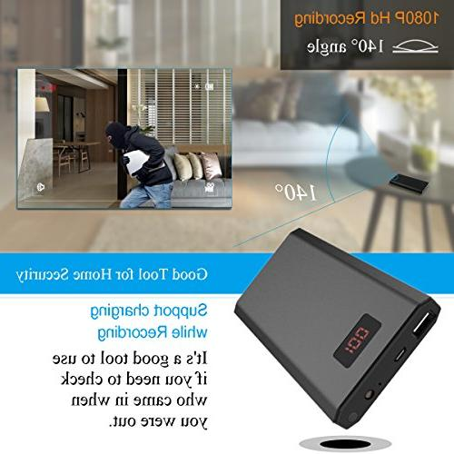 Poetele Power Bank Motion Detection,Night for Security,Real Mobile