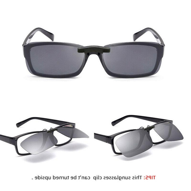 UV400 Glasses Night Vision Lens For Men