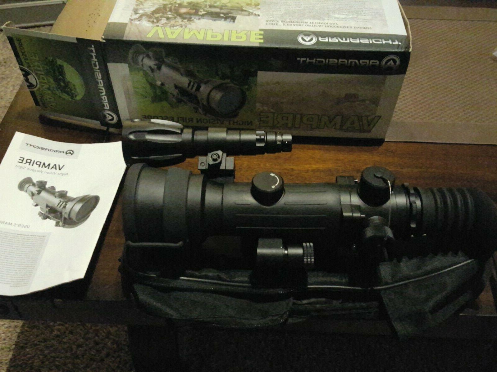 vampire 3x core iit night vision rifle