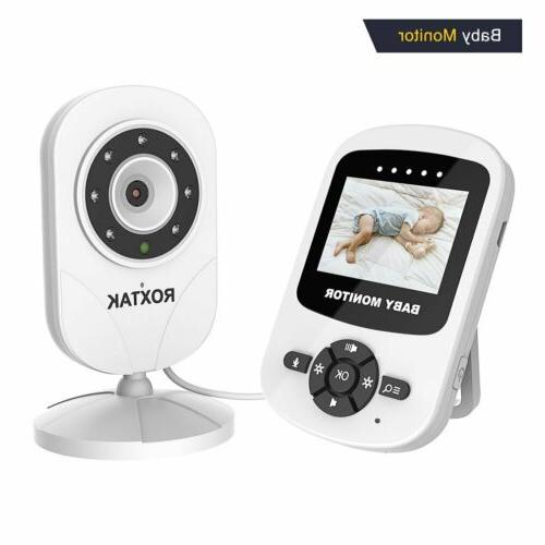 Video Baby 2-Way Wireless Vision LCD BT