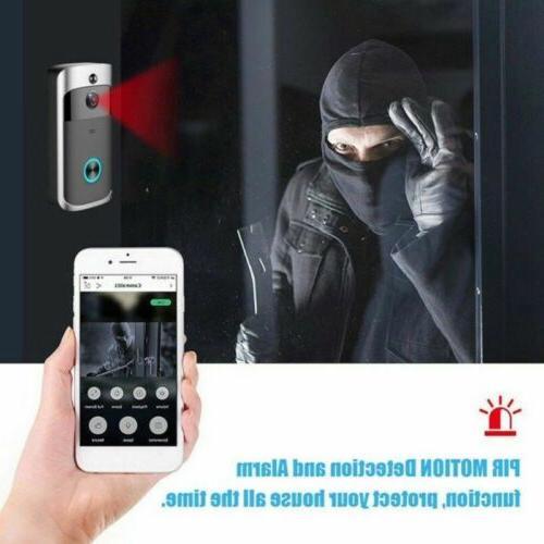 Video Wi-Fi Smart Phone Camera