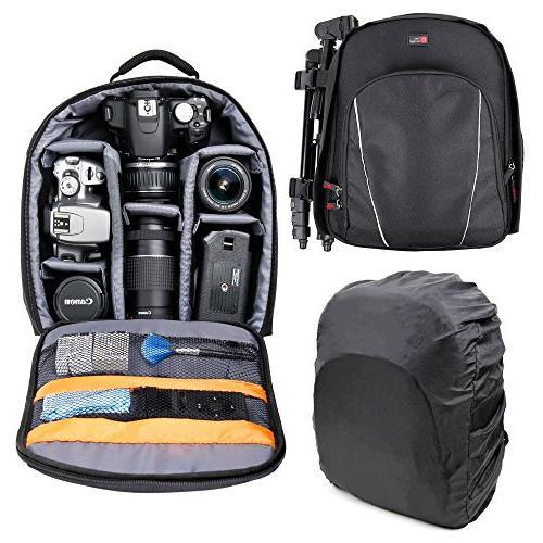 water resistant rucksack