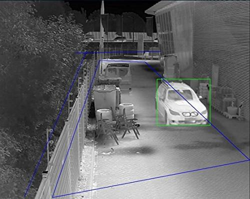 HDView 4K Network ONVIF Infrared Vision Out Out IP66 IK10