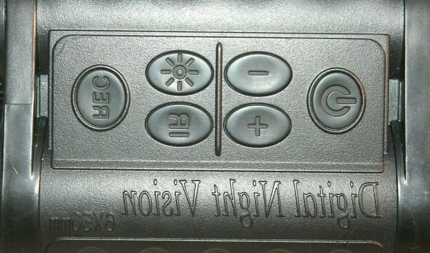 Bestguarder WG-50 WiFi Digital Infrared Monocular