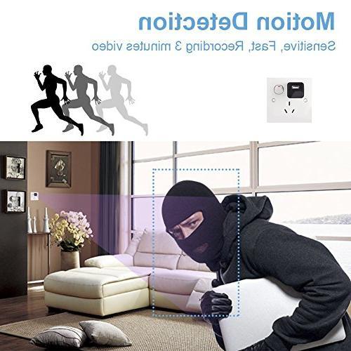 Heymoko Motion 1080P Wireless IP Baby Monitor Remote Real App View Nanny Home Camera