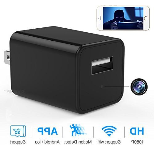 wi fi charger motion detection