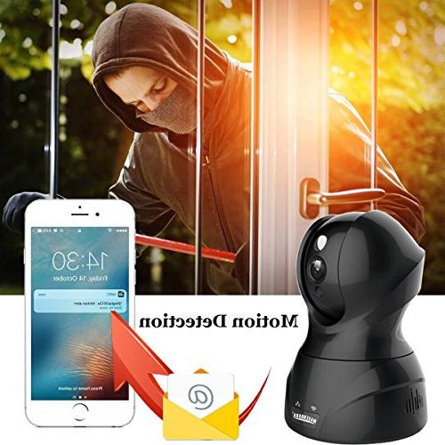 MAGENDAR Security Monitoring Camera Nanny cam with Night Service