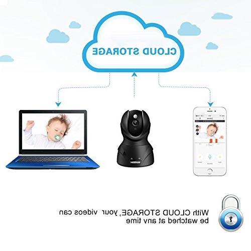 Security Camera Night Cloud Service