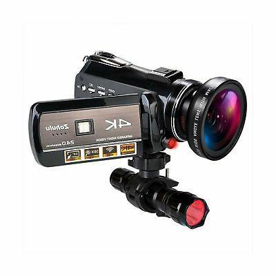wifi spectrum camcorders