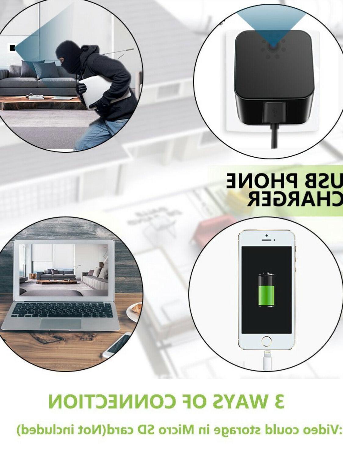 WiFi spycam full HD1080P GB