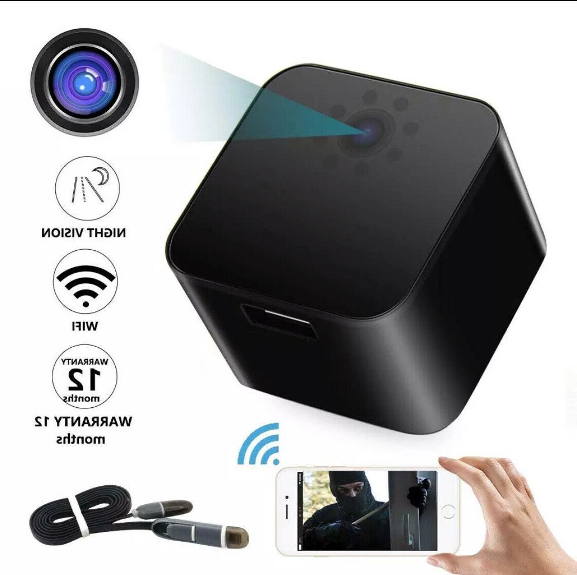 WiFi spycam HD1080P Motion Night GB Lot