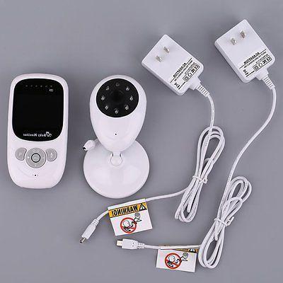 Wireless 2.4GHz LCD Camera Night Video