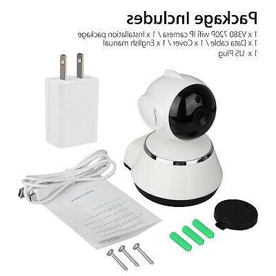 Wireless 720P HD WiFi Home IR Night Vision
