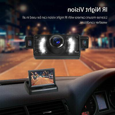 Wireless Camera Monitor Kit System Vision