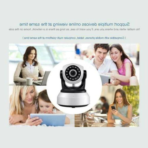 Wireless Camera Home Smart Monitor IR Vision