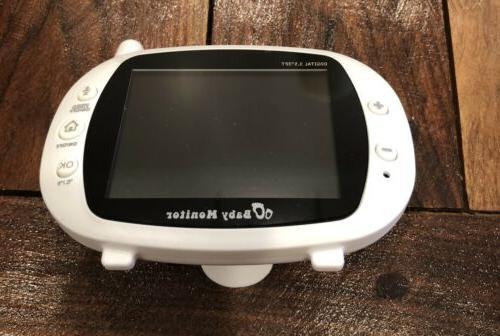 Wireless Baby with Digital Inch Night Tw